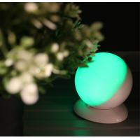 Buy cheap Round Shape Wireless Motion Sensor Night Light , USB Powered Led Lights For Decorating from wholesalers