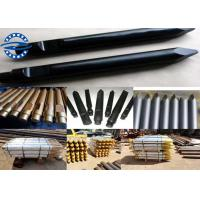 Wholesale Rammer G100 Hydraulic Breaker Chisel , Moil Point Chisel GB / TOKU / TOYO / NPK / FURUKAWA from china suppliers