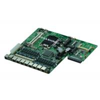 Wholesale Intel H87 BYPASS 8 LAN motherboard with PCIE x8 to expand SFP port from china suppliers