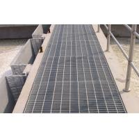 Wholesale Economical Forge Normal Stainless Steel Bar Grating electric galvanized AS1657-1992 from china suppliers