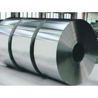 Quality No Toxic Aluminium Foil Roll / Aluminium Foil Sheets For Auto Air Conditioner for sale