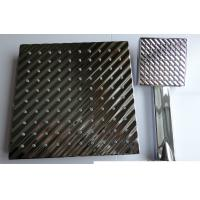 Wholesale Durable Square Shower Head Sets , Rain Head Shower With Handheld With Filter from china suppliers