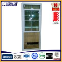 Buy cheap aluminium double hung windows,up and down windows from wholesalers