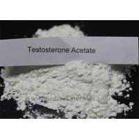 Wholesale Hormone Testosterone Anabolic Steroid Test Acetate For Muscle Building , Cas 1045-69-8 from china suppliers