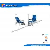 Wholesale Hospital , Clinic , Care Center infusion / Injection / Transfusion Chair With IV Pole from china suppliers