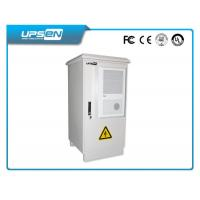 Wholesale Intelligent 3 Phase Outdoor Uninterruptible Power Supply 10KVA - 100KVA Online UPS with IP55 Sealing Level from china suppliers