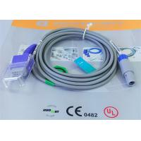 Wholesale Mindray MEC2000 Compatible SpO2 Adapter Cable 6 Pins to DB9 Pins from china suppliers