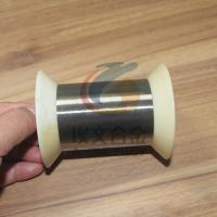 Wholesale HYMU80 microwire diameter 0.016mm super thin fine wire soft magnetic alloy from china suppliers