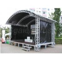 Wholesale Customer Design  4 Pillars True Project Stage Lighting Truss 6x6 x 6 M Fixed Height Roofing with High Loading from china suppliers