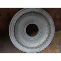 Wholesale Polyurethane PU Foam Tire Molds for Disabled Car , Mechanical Guide Wheel Tire Mold from china suppliers