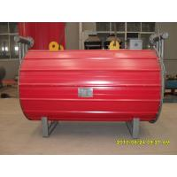 China High heat efficient Natural Circulation 850kw oil fired boiler  on sale