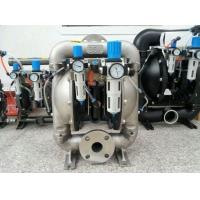 Wholesale Stainless Steel Air Driven Diaphragm Pump Pneumatic for Printing from china suppliers