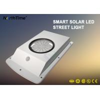 Buy cheap All In One Solar Garden Lamp,Dimmable Motion Sensor Street Light Last 4 Rainy Days from wholesalers