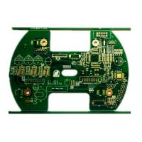 Wholesale Speed Dome Cctv Camera Circuit Board / 1oz 4 Layers FR 4 Pcb from china suppliers