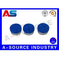Wholesale Glass Vial Aluminum Cap With Rubber Stopper For 10ml Bottles from china suppliers