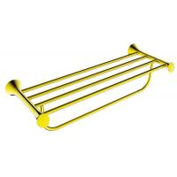 Quality Gold Color Bathroom Fittings Towel Rack, 1962-A03 for sale