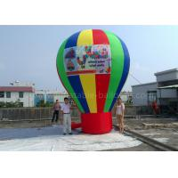 Wholesale Inflatable Giant Advertising Air Balloons Commercial Water Proof For Ground from china suppliers