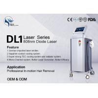 Wholesale OEM & ODM 1-240J / Cm2 808nm Diode Laser Hair Removal Machine , Body Hair Removal Devices from china suppliers