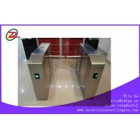 Wholesale Automatic Drop Arm Turnstile Palm Vein Access Control Machine from china suppliers