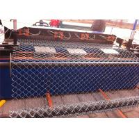 Wholesale Galvanized chain link fence( diamond wire mesh), PVC Coated Chain mesh Fence from china suppliers