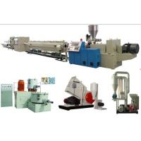 Quality Pipe Extrusion Line-UPVC Water Pipe Extrusion Line-pipe extruder for sale