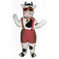 Wholesale KKZ Mootown Moo costume,Plush animal costumes,Advertising mascot costume,Custom costume from china suppliers
