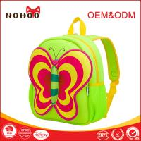 Wholesale Beautiful Zipper Toddler Girl Backpack , Personalized Book Bags For Kids Durable from china suppliers