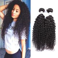 Wholesale Virgin Kinky Curly Hair 7A Peruvain Human Hair Weave Extensions 3 Bundles from china suppliers