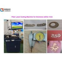 Wholesale Jewelry Metal Crafts Fiber Laser Cutting Machine Laser Measuring Cutting Tools Clocks Glasses from china suppliers