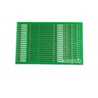 Wholesale Blank Multilayer FR4 PCB / Rogers 4350B High Frequency Prototype Printed Circuit Board from china suppliers
