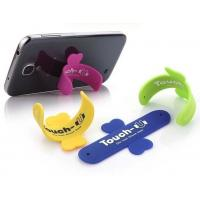 Wholesale U shaped silicon phone stand, silicon phone holder from china suppliers