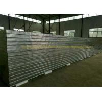 Wholesale Fireproof Rockwool Glasswool Rmetal Sandwich Panels With Pir Side Sealing from china suppliers