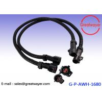 Wholesale Ford Mustang 4 Pin / Pedal Automotive Wiring Harness Housing Connector Plug Pigtail from china suppliers