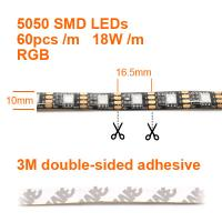 Quality IP65 Water Proof LED Strip Flexible SMD 5050 Light Chains Party Decorated Lamps for sale