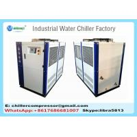 Wholesale -5C 8 Tons Low Temperaturel Air  Cooled Glycol Chiller Brewery from china suppliers