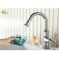 Wholesale Kirsite Wash Basin Bathroom Shower Faucets With Two Water Outlet Mode from china suppliers