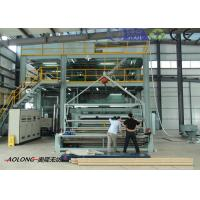 Wholesale Automatic S PP Non Woven Fabric Making Machine Width 1600mm For Shopping Bag from china suppliers