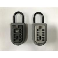Wholesale 10 Digit Combination Push Button Key Lock Box Small 150*60*45 mm from china suppliers