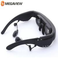 Wholesale Digital Widescreen Virtual Video Display Glasses For PC / TV / Iphone / Ipad from china suppliers