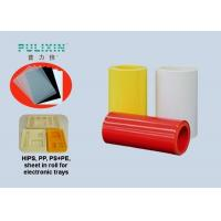 Buy cheap High Quality Printing Plastic Sheet (PP) for Thermoforming Package from wholesalers