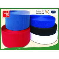 Quality Heat Resistant hook and loop Tape With Strong Power , SGS sticky back hook and loop roll for sale