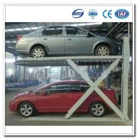 Wholesale Double Parking Car Lift Double Deck Car Parking Vertical Parking System from china suppliers