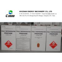 Wholesale C3H8 Gas No. 74-98-6 Natural Refrigerants R290 N.T. 10KG In Cylinder With SGS Approved from china suppliers