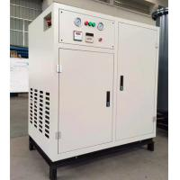 Quality Large Capacity Carbon Steel Main Part Nitrogen PSA Generator Voltage Customized for sale