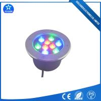 Wholesale Recessed 9W IP67  High Brightness Die-casting Underground LED Light Housing For Waterfalls from china suppliers