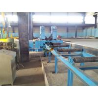 Wholesale Automatic H Beam Welding Line For Straightening / Spot Welding from china suppliers