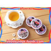 Wholesale Plum Flavor Low Calorie Colorful Mint Candies Sour Sweet Sugar Free Hard Candy from china suppliers
