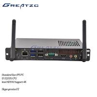 Wholesale Core I5 Open Pluggable Specification PC / Low Power Mini PC Support 4K from china suppliers