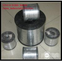 Wholesale Hot Dipped Galvanized Wire Q195 60g Zinc coating 3.5mm from china suppliers