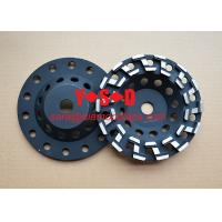 Buy cheap YSD Abrasive S segment Cup Shape Diamond Grinding Wheel for Concrete floor from wholesalers